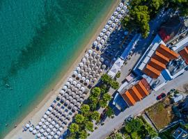 Flegra Beach Boutique Apartments Pefkohori Greece