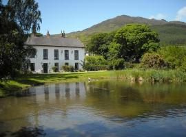 Ghan House Carlingford İrlanda