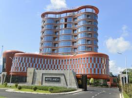 Hotel Photo: Hotel Anda China Malabo