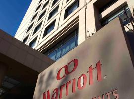 Marriott Executive Apartment Tianjin Lakeview Tianjin China