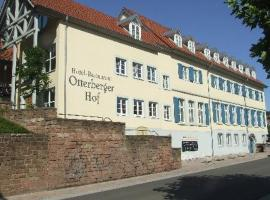 Hotel Photo: Land-gut-Hotel Hotel Otterbergerhof