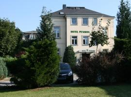 Hotel near Dresden airport : Hotel Pension Kaden