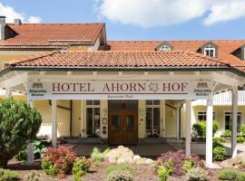 Hotel Photo: Hotel Ahornhof