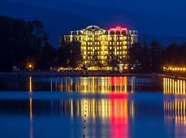 Hotel Photo: Landmark Creek Hotel & Spa