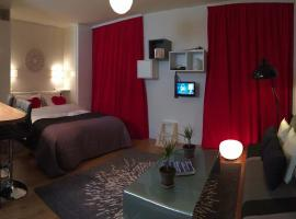 Hotel photo: Beautiful Suite on Herengracht