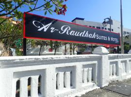 Ar-Raudhah Suites and Hotel George Town Malaysia