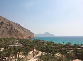 Hotel photo: Six Senses Zighy Bay