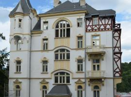 Villa Sofia Apartments Karlovy Vary Czech Republic