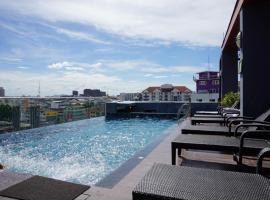247 Boutique Hotel Pattaya Central Thailand