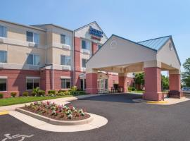 Fairfield Inn Dulles Airport Chantilly Chantilly United States