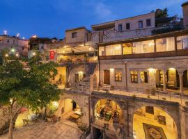 Travellers Cave Pension Goreme Turkey