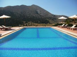 Hotel Photo: Lefkoritis Resort Askifou Sfakia