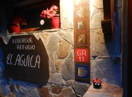 "Hotel Photo: Albergue ""El Aguila"""