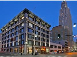 Hotel Photo: Hampton Inn Kansas City - Downtown Financial District