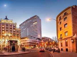 Melia Madrid Princesa Madrid Spānija