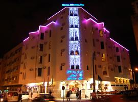 A picture of the hotel: Hotel Mounia