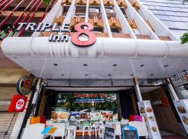 A picture of the hotel: Triple 8 Inn Bangkok