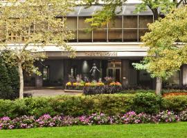 A picture of the hotel: The Rittenhouse Hotel