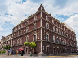 Hotel Morales Historical & Colonial Downtown core Гуадалахара Мексико