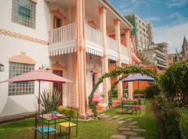 A picture of the hotel: Maison Lovasoa