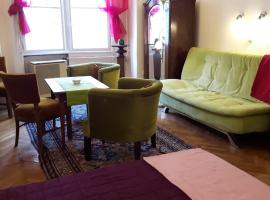 A picture of the hotel: Apartment Alkotas