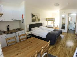 South Central Motel-Apartments Brautarholt Iceland