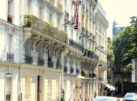 Hotel Photo: Hôtel du Square d'Anvers
