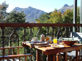 Intaba Lodge Hout Bay South Africa