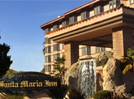 A picture of the hotel: Historic Santa Maria Inn