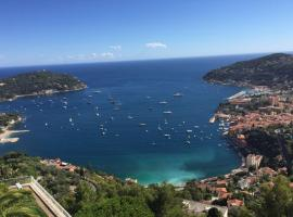 Panoramic Sea View Apartment Villefranche-sur-Mer France
