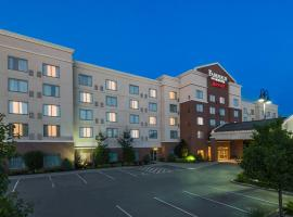 A picture of the hotel: Fairfield Inn & Suites – Buffalo Airport