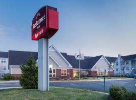 A picture of the hotel: Residence Inn Manassas Battlefield Park