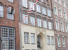 Hotel photo: Apartment Historic City Center