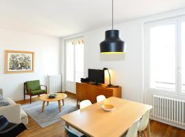 Hotel photo: Appart' Montcharmont