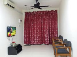 Hotel Photo: Homestay Fayyadhah BRP2 3 ROOMS