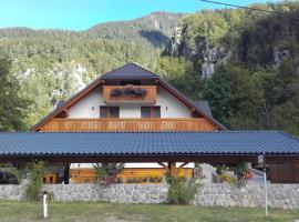 Apartments and Rooms Martuljk Kranjska Gora Slovenia