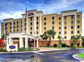 Hotel Photo: Hampton Inn and Suites Coconut Creek
