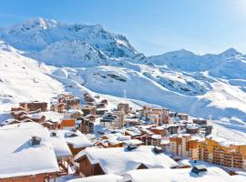 Roche Blanche Val Thorens France