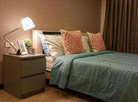 Hotel Photo: Woodroof Residence Rangsit