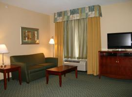 A picture of the hotel: Hampton Inn & Suites El Paso West