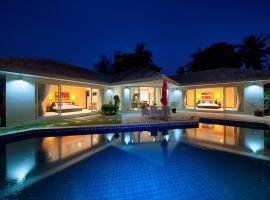 Hotel Photo: Lipa Talay Neung - 3 Bedroom Beach Side Villa
