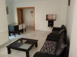 Ennasr Rony Apartment Tunis Tunisia
