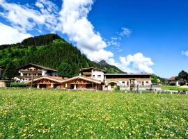 Hotel photo: Appartements & Chalets Wiesenruh