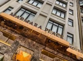 Hotel photo: Marmara Place Old City Hotel