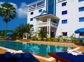 A picture of the hotel: Au Paradis Bleu