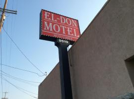 El Don Motel,