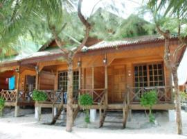 Hotel photo: New Cocohut Chalet