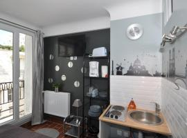 Appartement Cosy Montmartre Paris France