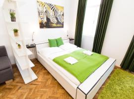 A picture of the hotel: CheckVienna - Siebenbrunnengasse