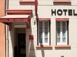 A picture of the hotel: Hôtel des Facultés